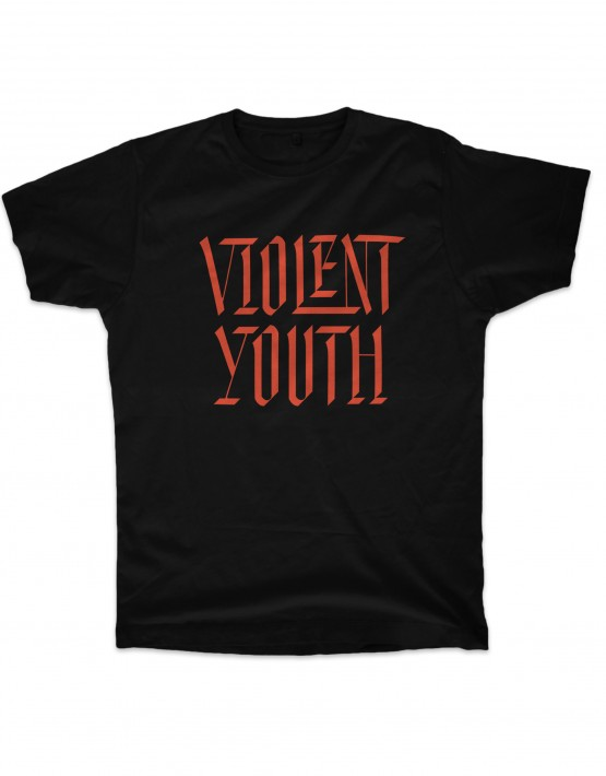 ATTAK-ViolentYouth-Tshirt